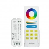 FUT043A 12-24V Full Touch RGB LED Lights Controller Automatic Adjustable