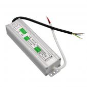 DC 24V 50W LED Driver Waterproof IP67 Power Supply Lighting Transformer