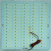 DC 12V 300x300mm 225 LED 5050 54W LED Panel Light Module