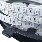 24V RGB LED Strip 5M 300 LEDs SMD5050 Non Waterproof Light