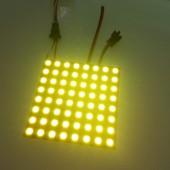 DC 5V 64LEDs Pixels WS2811 5050 RGB Full Color LED Pixel Panel Light