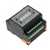 High Voltage 0-10V Dimmer 3 Channels DMX303 LED Controller