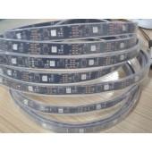 DMX RGB LED Strip 5V Individual Addressable 32LEDs/M 32ICs/M Pixel Light