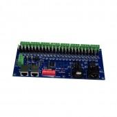 DMX-32/ DMX 24CH dmx512 dimmer LED decoder DC12V-24V