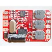 DM-102 300mA 3 Channel Output RGB Dmx Constant Current Decoder DC 12-32V