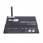 Leynew Controller WiFi-DMX Converter WF310 LED Control