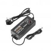 Adjustable AC to DC 3V-12V 3V-24V Adapter Display Screen Voltage Regulated Power Supply
