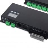BC-824 Bincolor Led Controller 24 Channel DMX512/1990 Signal Decoder Driver 5V-24V