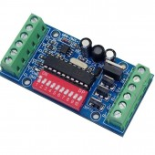 Mini 3CH DMX Subminiature Controller DMX512 Decoder MINI-DMX-3CH-V1