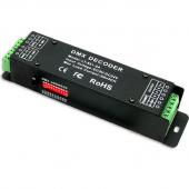Ltech LT-851-5A Led dmx-pwm CV Dmx Decoder RJ45 Output 12v 3ch