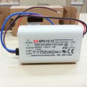 Mean Well 12W Transformer Switching Power Supply APV-12 Series