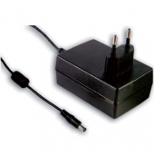 Mean Well GSM36E 36W AC-DC Single Medical Adaptor Power Supply