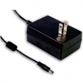 Mean Well GSM36U 36W High Reliability Medical Adaptor Power Supply
