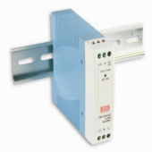 Mean Well MDR-10 10W Single Output Industrial DIN Rail Power Supply