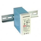 Mean Well MDR-60 60W Single Output Industrial DIN Rail Power Supply
