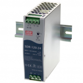 Mean Well SDR-120 120W Industrial DIN RAIL With PFC Function Power Supply