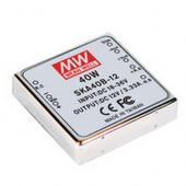 Mean Well SKA40 40W DC-DC Regulated Single Output Converter Power Supply