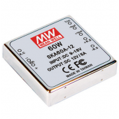 Mean Well SKA60 60W DC-DC Regulated Single Output Converter Power Supply
