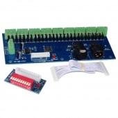 27CH DMX512 decoder lighting controller WS-DMX-27CH-DIPC
