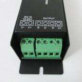 PX24500 DMX512/1990 LED Controller 3 Channels for RGB Bulb Light Lamp DC 12V-24V