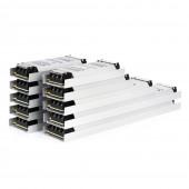 Ultra Thin Power Supply DC12V 24V 60W 100W 150W 200W 300W Transformer Adapter Driver