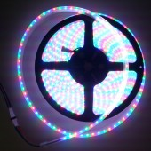 5M 600LED Side View SMD 335 RGB LED Strip Light 12V 24V