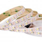 SK6812 WWA Pixel Led Strip Light 60 leds/m Individual Addressable 5V