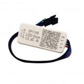 SP110E DC5V 12V Bluetooth Pixel Controller For WS2812B SK6812 APA102 Light
