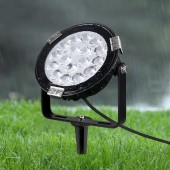 MiLight SYS-RC1 24V 9W RGB+CCT LED Garden Light Waterproof Lawn Subordinate Lamp