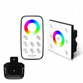 Bincolor Led P3+T3 12V-24V 3CH RGB Panel Wireless Remote Controller