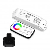 T5-R4 Bincolor Led Controller Remote Dimmer Receiver Set 12v-24v