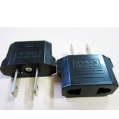 Universal Power Plug Adapter EU EURO to US Adaptor Converter 30Pcs