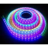 DC 12V TM1812 RGB Pixel LED Strip Light With RF Controller Kit
