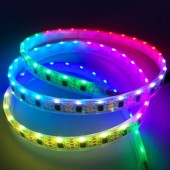 SMD 020 WS2811 DC 5V Side Emitting Addressable LED Strip Lights 5M 300LEDs
