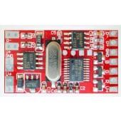 DM-103 3 channel RGB DMX Decoder Controller DMX512 DC12-24V